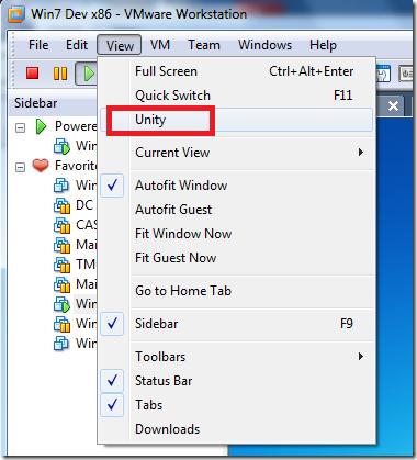 Despre VMWare Workstation 7 » RO Windows Administrators Weblog