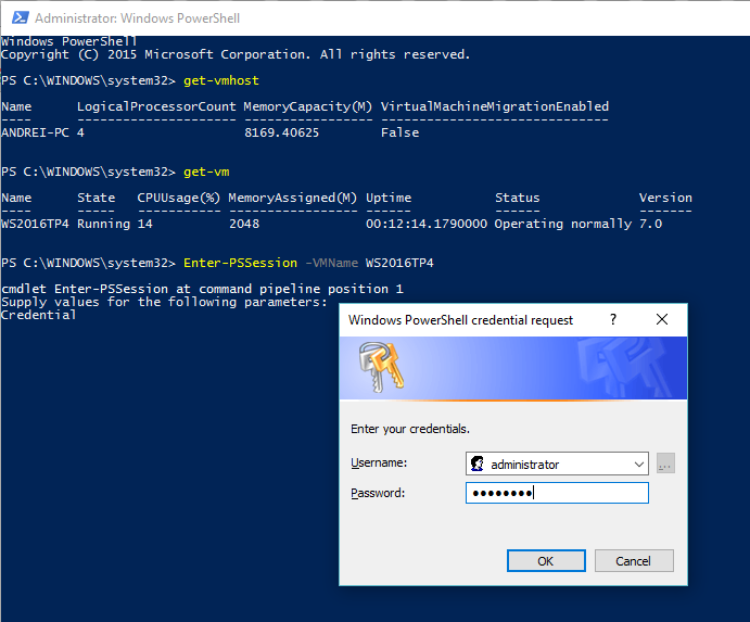 how to open powershell as administrator windows 10